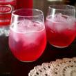 我が家の紫蘇ジュース