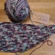 帽子を編む その1
