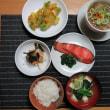 炊屋食堂の紅ちゃん焼き魚定食・・・500円、