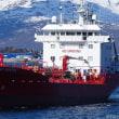 タンカー乗組員が有毒ガス中毒   ノルウエー