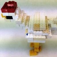 りったいレゴにわとり