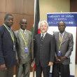 植澤駐ケニア大使 更迭 依願退職 !!