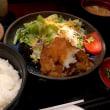 【日替定食】和風おろしハンバーグを頂きました。 at ニユートーキヨー庄屋 新青山ビル店