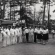 野田一中、昭和40年頃の運動会