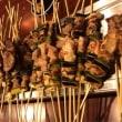 ★本場、福井でソウルフード焼き鳥の「秋吉」をいただきました。