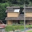 葉煙草乾燥小屋跡