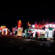 福地クリスマストラクターパレード2017もうすぐ