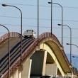 農村の曲線美1 アーチ跨道橋