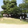 6/22(金)梅雨の晴れ間の昼休み!