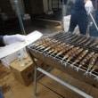 爺の秋刀魚焼師東京タワー「さんま祭り」と認知症