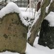 雪の寺町① 雨宝院、成学寺ほか