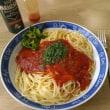 昼ごはん スパゲティポモドーロ