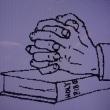 祝杯 そして 深紅の親指・・・『敬老の日』 そして 『祈りをすべての人のために捧げなさい。』