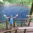 お盆休みは十和田湖や白神山地への旅行と帰省