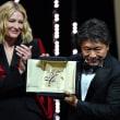 カンヌ映画祭/是枝監督「万引き家族」最高賞パルムドール受賞。