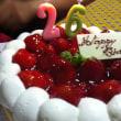 次男26歳の誕生日