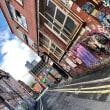 クリスマス・ショッピング狂奔直前の平日のマンチェスター、クリスマスとは無関係の、久しぶりのストリート・アート鑑賞