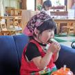 さねん葉の芋団子~子育て広場つみき(川辺&頴娃)