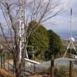 勝手神社から茶臼山へ