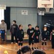 12月15日 バレーボール体験会in南足柄小