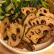 我が家の夕ご飯です鍋が美味しい時期になりました
