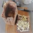 縄文時代の火焔土器パン★ホームベーカリーのすゝめ