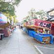 地元神社の秋祭り