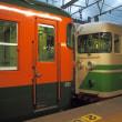 しなの鉄道(10/17):戸倉駅にて②