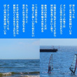 オフシーズンの海