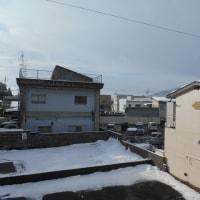 雪が少ない雪国飯山