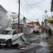 <ハリケーン・マリア>プエルトリコに「過去百年で最強」ハリケーン 全土で停電、洪水も