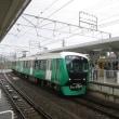 静岡鉄道は県総合運動場駅で折り返すA3004の普通列車(2018年8月)