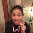体育会空手道部でメダルいただきました!