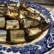 秋刀魚のやわらか煮