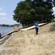 多摩川いかだレース見てきました