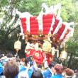 枚岡神社の秋まつり(TT)