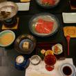 奥飛騨温泉郷 穂高荘山のホテル 夕食