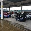 雨の耐久レース