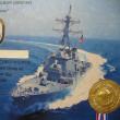 米駆逐艦(イージス艦)とトマホーク / US Aegis Destroyer & Tomahawk