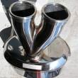 フィアット500 1.4L スポーツマフラー ファイナル製作