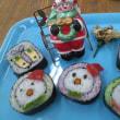 11月のお寿司(スノーマン&プレゼントBox)