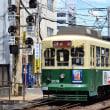 長崎電気軌道 浦上車庫(2018.8.12) 209 3号系統 赤迫行き
