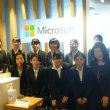 コース別研修【総合ビジネスコース】~「日本マイクロソフト株式会社」「SMBC日興証券株式会社」~