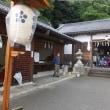 静かな村祭り