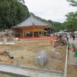 新たに建立された須磨寺八角堂 on 2017-9-21