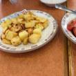 今日のお昼ご飯 サイゼリヤ
