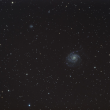 【おおくま座】 M101 フェイスオン!