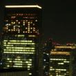 丸の内1丁目28階客室からの夜景3