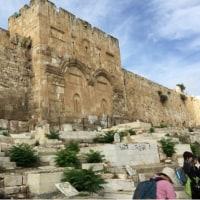 イスラエル派遣で歩くために