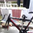 自転車メンテを実施